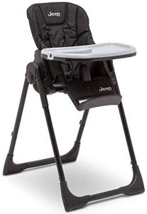 Jeep Classic Convertible High Chair | baby highchair review