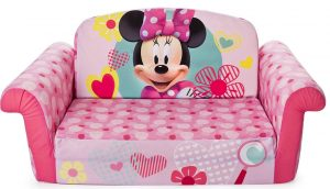 Marshmallow Furniture Minnie mouse chair