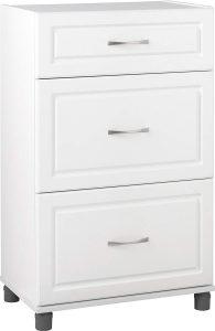 SystemBuild 7368401 PCOM Kendall 3 drawer base cabinet