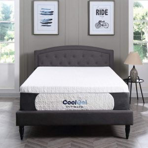 Classic Brands Cool Ultimate gel memory foam mattress