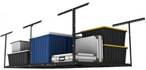 FLEXIMOUNTS 4×8 overhead garage storage rack