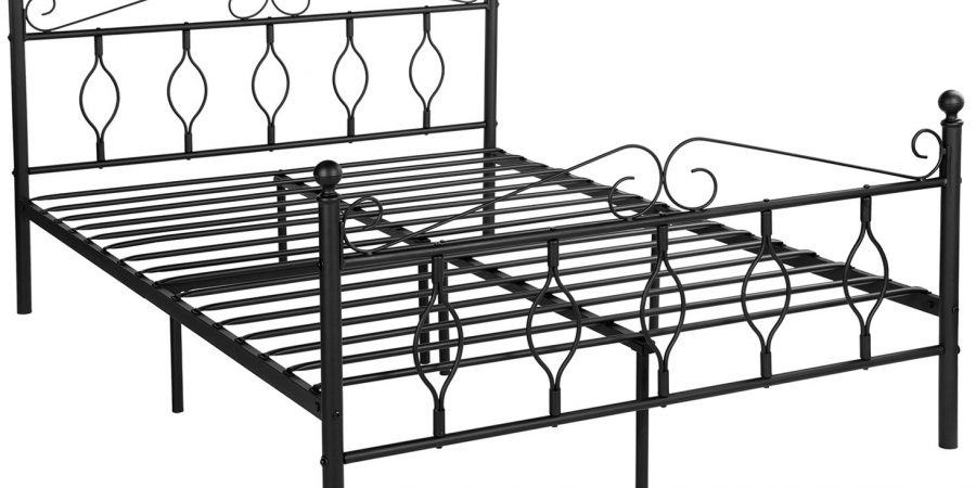 Green Forest Queen bed frame