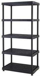 Keter 5-shelf Heavy Duty Utility