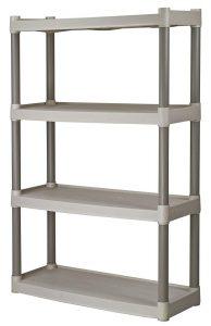 Plano Molding 907-003 4 Shelf Utility Shelving