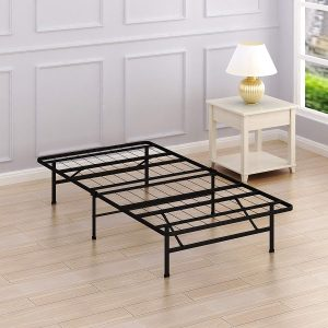 Simple Houseware 14-inch twin size bed frame