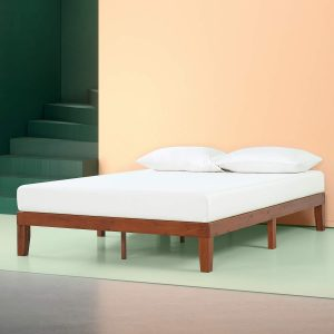 Zinus Wen 12 Inch wood platform bed frames