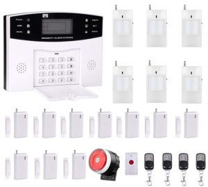AG-Security high-efficiency home security system