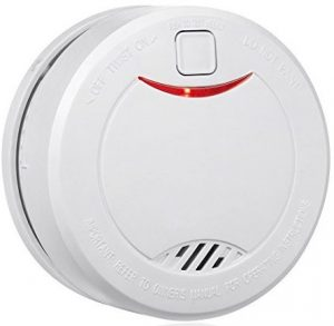 Alert Pro battery 10-year smoke detector