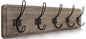 HBCY Creations Rustic coat rack