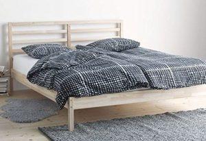 IKEA Tarva Full size bed frame