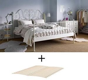 IKEA full size Metal Country Style Bed Frame