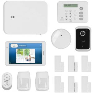 LifeShield- 15 pieces DIY smart home security system