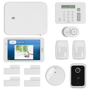 LifeShield, DIY smart home security system