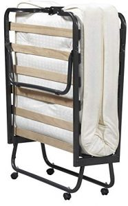 Linon Home Dcor 352ST-01-AS-UPS folding bed