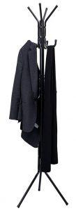 Mind Reader Standing Metal Coat Rack