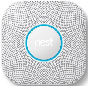 Nest S3000BWES Nest protect 2nd gen smoke alarm