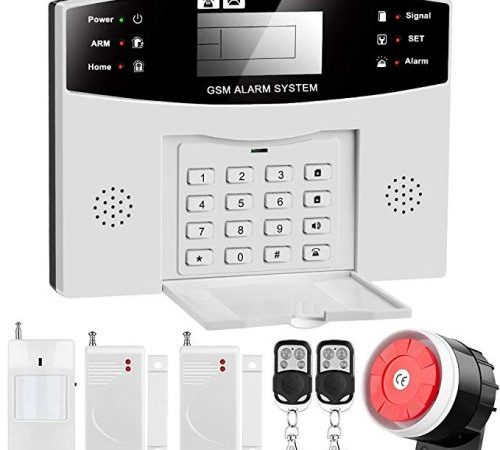 Thustar professional home office security system
