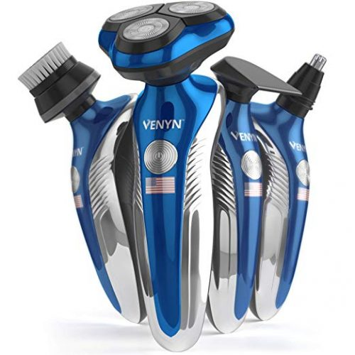 Venyn 4 in 1 Richor Rotatory electric shaver