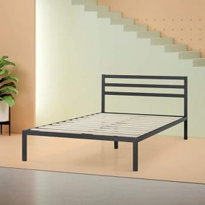 Zenus Mia Modern Studio 14 inches platform bed