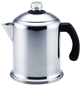 Farberware 50124 classic stainless steel 8-cup stovetop percolator