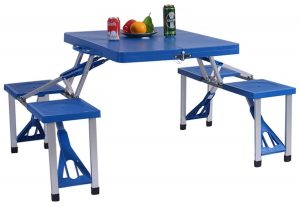 Gymax picnic table