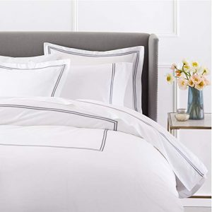 Pinzon 400 Thread count Egyptian cotton cover