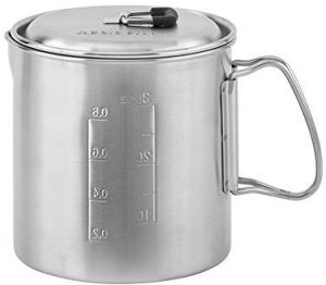 Solo Stove solo pot 900 backpacking pot