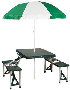 Stansport Picnic and umbrella comb