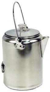 Texport Aluminum 20 cup percolator coffee maker