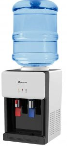 Avalon premium hot/cold water cooler dispenser
