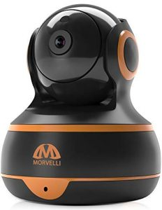 Full HD Wi-Fi home security camera by M MORVELLI