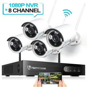 HeimVision HM241 Wi-Fi camera security system