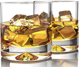 Premium whiskey glasses by Mofado