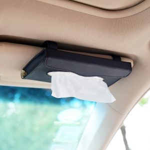 eJiasu car tissue holder, sun visor napkin holder