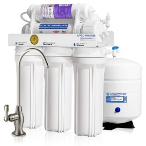 APEC top tier Osmosis drinking water filter system