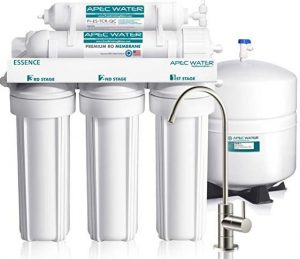 APEC ultra safe water filtration system