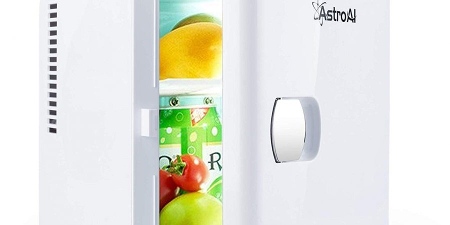 AstroAI Mini Fridge Portable AC/DC Powered Thermoelectric System