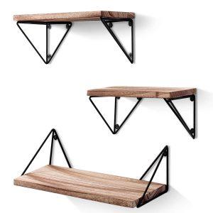 BAYKA floating shelves wall mounted