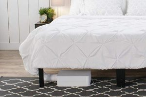 BedJet 3 Climate Comfort for Beds, heated and cooling mattress pad