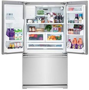 Electrolux FPBC2277RF: Frigidaire Professional 22.6 Cu. Ft. French Door Counter-Depth Refrigerator
