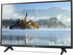 LG Electronics 32-Inch Smart LED TV