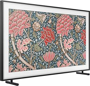 Samsung QN55LS03RAFXZA Frame 55-Inch QLED 4K LS03 Series Ultra HD Smart TV with HDR and Alexa Compatibility (2019 Model)