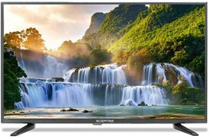 Sceptre 32-inch LED HDTV with 720p Metal Black 2019