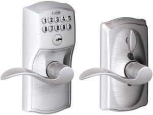 Schlage FE595 CAM 626 Acc Camelot Keypad
