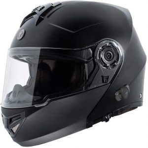 TORC TB27 Full Face Modular Helmet with Integrated Blinc Bluetooth