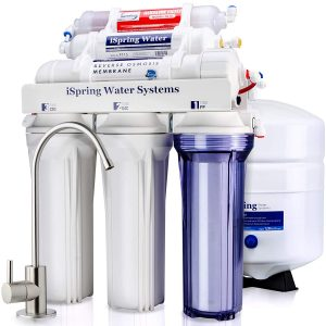 iSpring RCC7AK Osmosis drinking water filter system