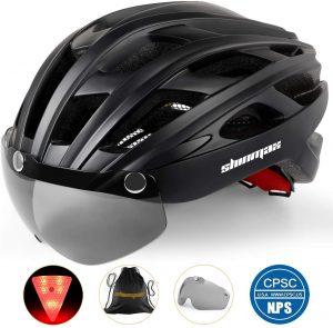 Basecamp Bike Helmet, Bicycle Helmet CPSC Certified Cycling/Climbing Helmet BC-069