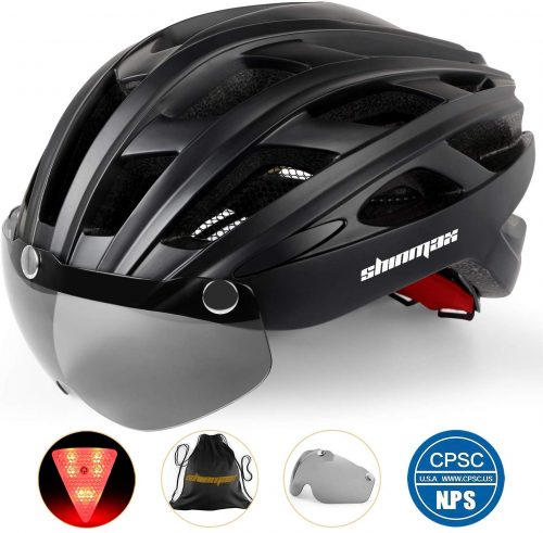 Basecamp Bike Helmet, Bicycle Helmet CPSC Certified Cycling/Climbing Helmet BC-069