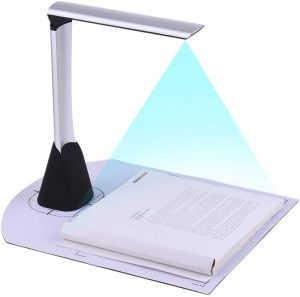 Aibecy Portable High Speed USB Book Image Document Camera Scanner 5 Mega-pixel