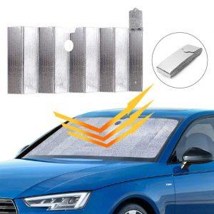 Car windshield sunshade by MINLUK
